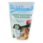 "Соль для ванн ""Сибирская рапная"", хвойная, 500 г + 30 г"