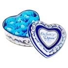 """Набор мыльных лепестков в шкатулке-сердце """"От всей души"""": 9 бутонов"""