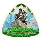 "Magnet triangle ""Bashkortostan"", ceramic, decal"