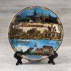 "The souvenir plate ""Kaliningrad"""