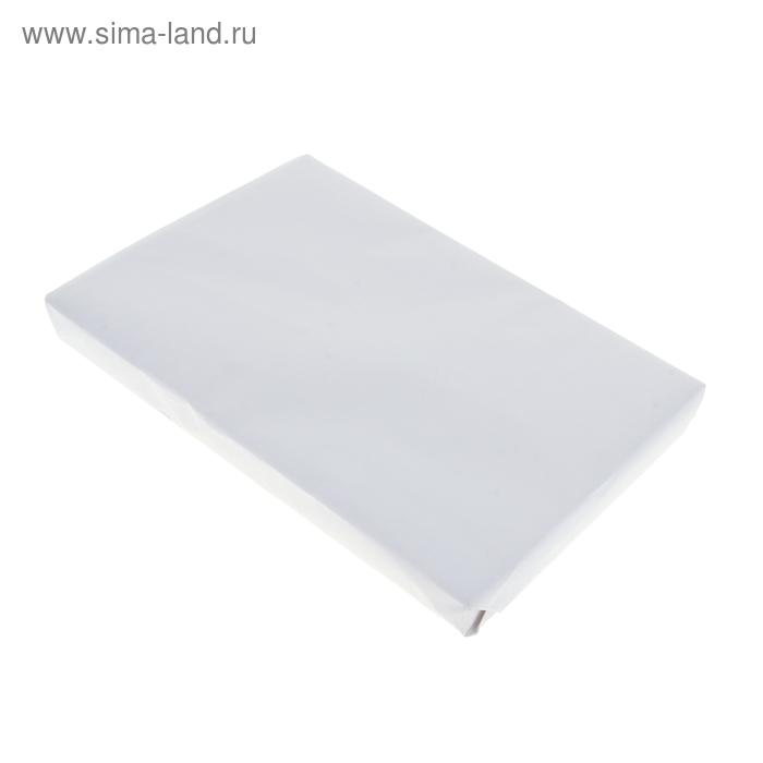 Бумага писчая А4, 250 листов, плотность 55-60 гр./м2, белизна 90%, ЦБК КАМА офсетная пухлая