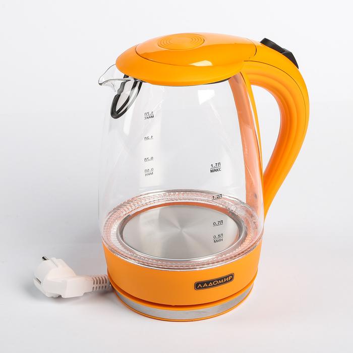 Чайник электрический Ладомир 104 арт.2, 1,7л