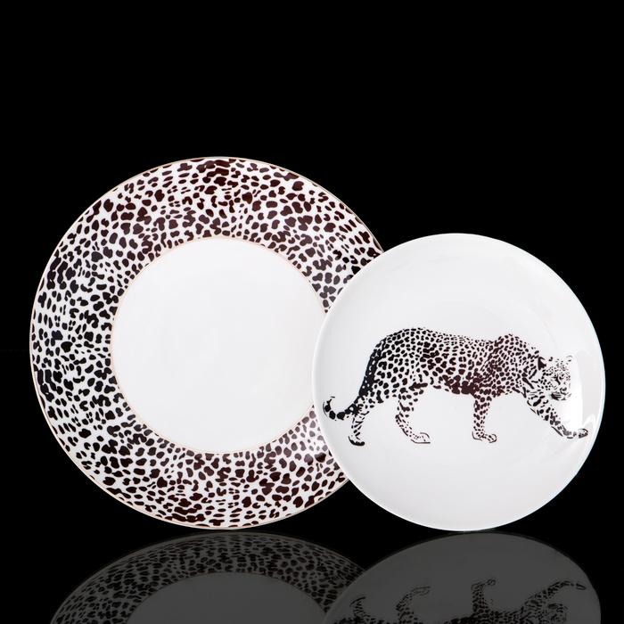 Набор из двух тарелок Lady Wild
