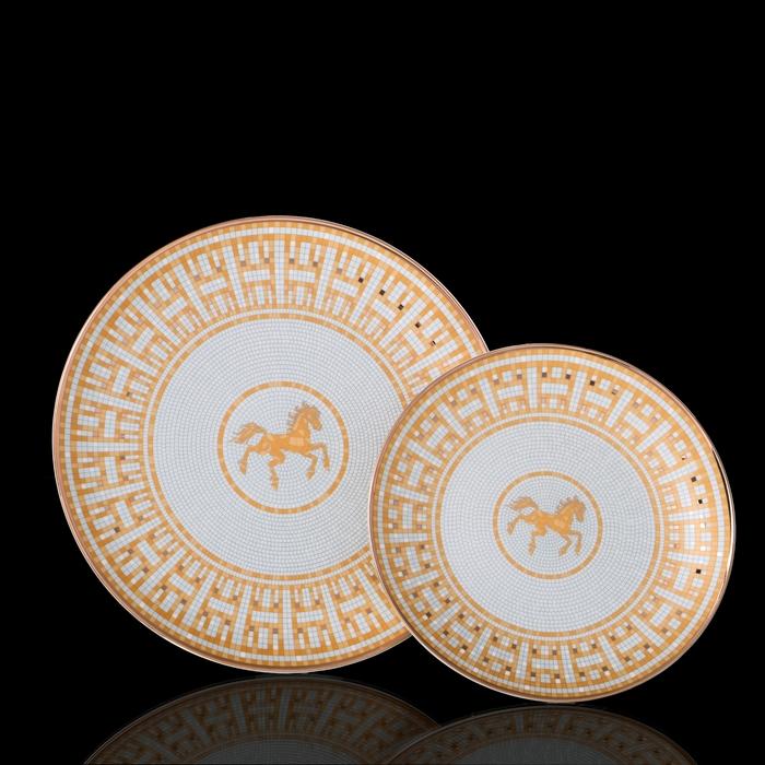 "Набор из двух тарелок""Ellada"" - фото 305234701"