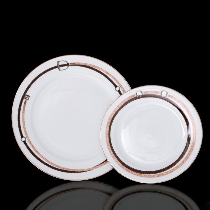 Набор из двух тарелок J'adore - фото 308063090