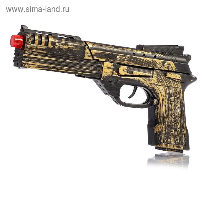 """Пистолет-трещотка """"Стрелок"""""""
