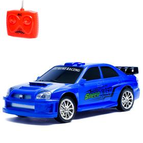 Машина радиоуправляемая 'Быстрый гонщик', с аккумулятором, цвета МИКС Ош