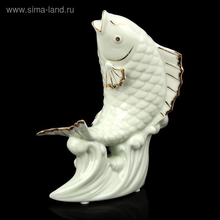"""Сувенир """"Рыба на волне"""""""