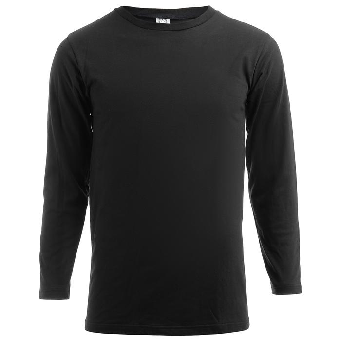 Мужская футболка с длинным рукавом Silver Pinquin, размер XL