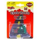 """Мотоцикл на блистере """"Cycle Town"""" МИКС"""