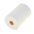 Чековая лента термо (ширина, мм х длина, м х d втулки, мм): 57 х 22,5 х 12 мм, цвет печати чёрный