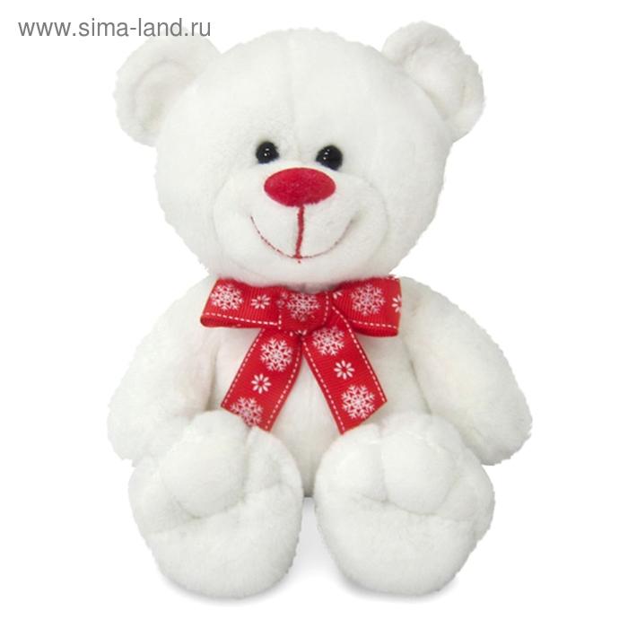 """Мягкая игрушка """"Медведь Амурчик с бантом"""", музыкальная"""