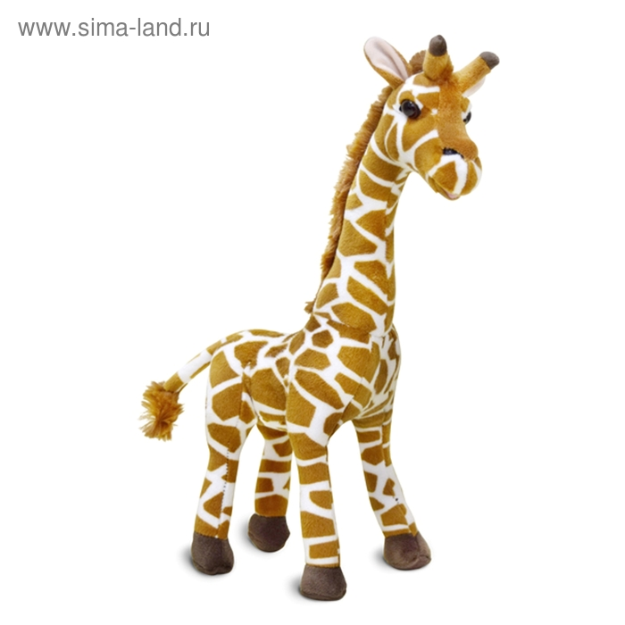 Мягкая игрушка «Жираф малый» музыкальная