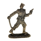 "Сувенир солдатик ""Русский офицер"" олово"