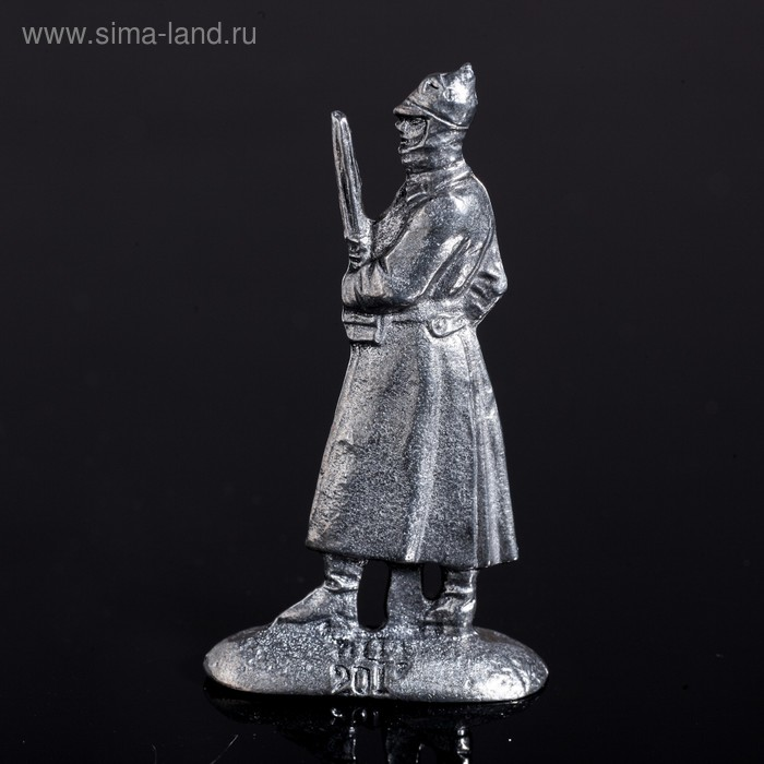 "Оловянный солдатик ""Буденовец"""