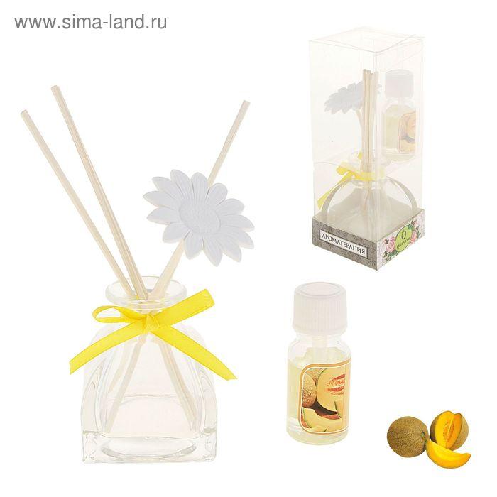 """Подарочный набор с аромамаслом """"Композиция"""" 10 мл, аромат дыня"""