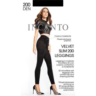 Легинсы INCANTO Velvet Slim 200 Leggings (nero, 2)