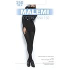 Колготки женские MALEMI Cotton Lana 150 den, цвет чёрный (nero), размер 3
