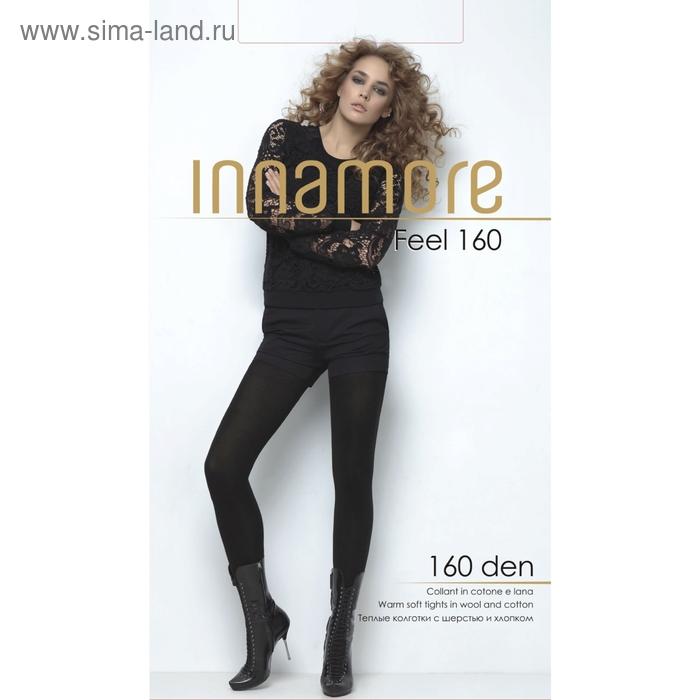 Колготки женские INNAMORE Feel 160 (nero, 5)