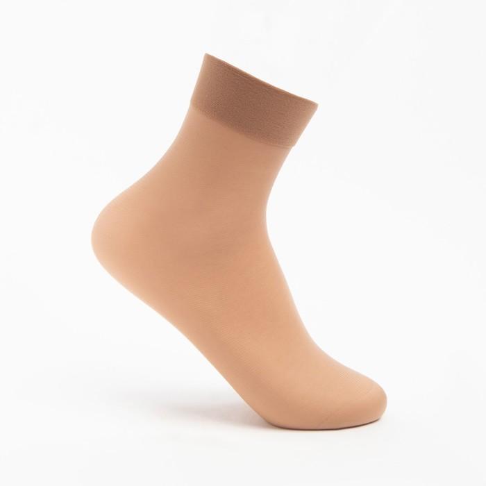 Носки INCANTO Look 40, цвет телесный (melon)