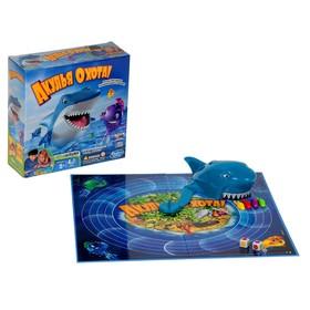 Настольная игра «Акулья охота»