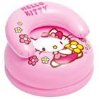 Кресло надувное Hello Kitty, 66*42см, от 3 до 8 48508NP INTEX
