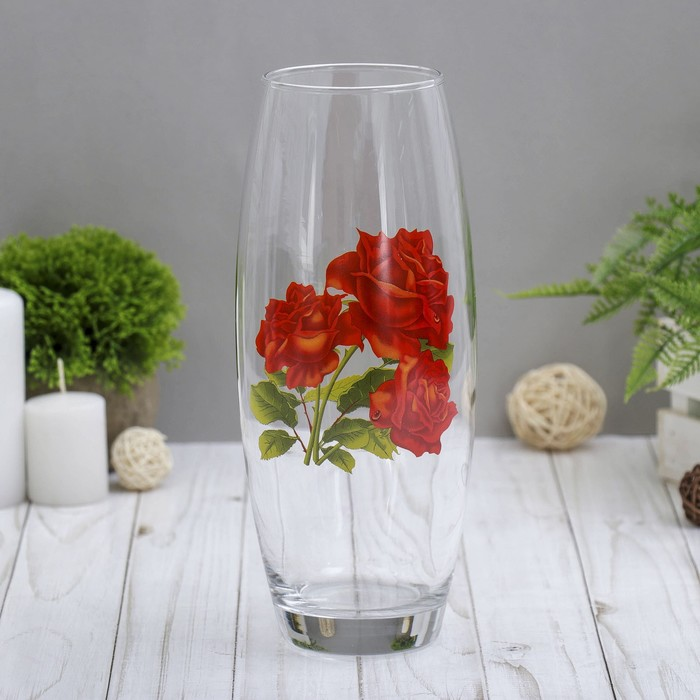 "Ваза Flora ""Цветы"" микс"
