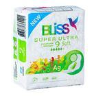 Прокладки для критических дней Bliss Super Ultra Soft, 9шт