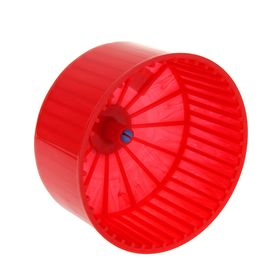 Wheel for rodents, plastic, large mix of colors.