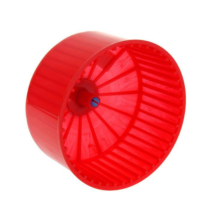 Колесо для грызунов,пластиковое, большое, d=14,5 см,  микс цветов