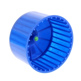 Колесо для грызунов, пластиковое,  малое, d=12,5 см, микс цветов