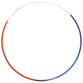 Обруч гимнастический «РАДУГА», стальной, d=90 см, 900 г, цвета МИКС