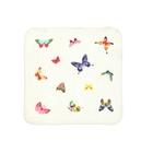 Салфетка махровая Bonita 25*25 см, Бабочки