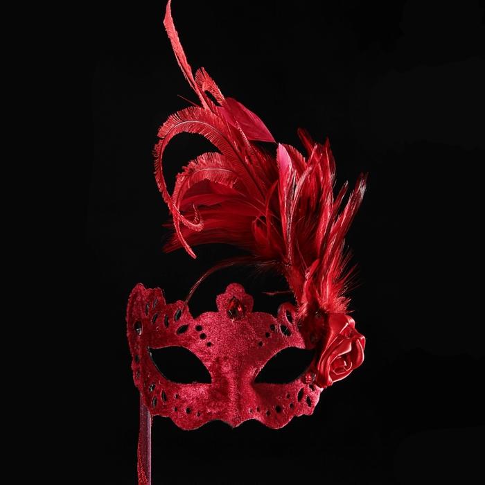 Маска Cielo Mask Feather, Венеция