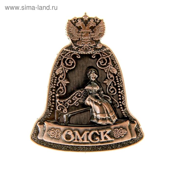"Магнит-колокол ""Омск"""