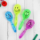 "Maracas ""Smile"", set of 2 PCs, MIX color"