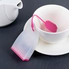 """Ситечко для чая 15х4 см """"Чай"""", цвета МИКС"""