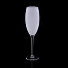 """Бокал для шампанского """"Мечта"""", белый, 330мл - фото 308062707"""