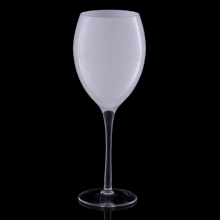 "Бокал для вина ""Мечта"", белый, 380мл"