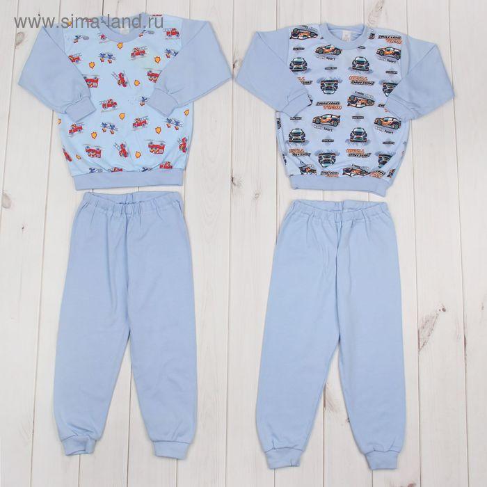 Пижама Classic: штанишки, кофточка 631/92, р.92 микс