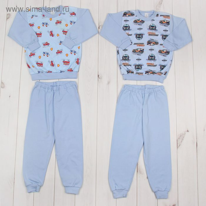 Пижама Classic: штанишки, кофточка 631/98, р.98 микс