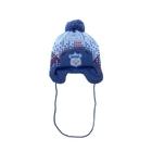 Шапка дет.зимняя Digital, объем головы 46-48см (1-2года), цвет синий