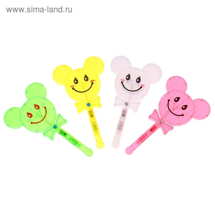 """Световая палочка """"Мышка"""", цвета МИКС"""