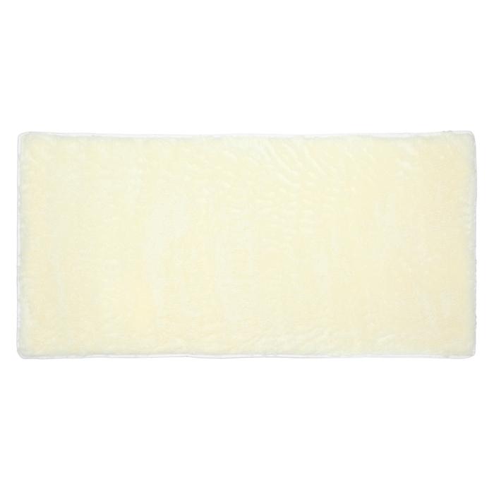 """Коврик для дома 160×80 см """"Джакомо"""", цвет белый"""