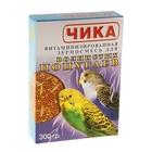 """Корм """"Чика"""" для попугаев, витаминизированный, 300 г"""