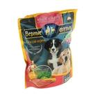 """Сухой корм """"Верные друзья"""" для щенков и молодых собак, ягненок и рис, 800 гр"""