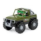 Автомобиль военный «Джип Сафари» - фото 105650116