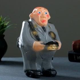 Копилка 'Инспектор ГАИ с фуражкой' Ош