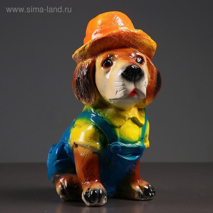 "Копилка ""Собака в шляпе"""