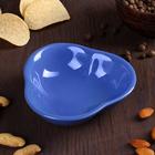Миска для снэков «Долька» 200 мл, d=13 см, цвет синий - фото 141458995